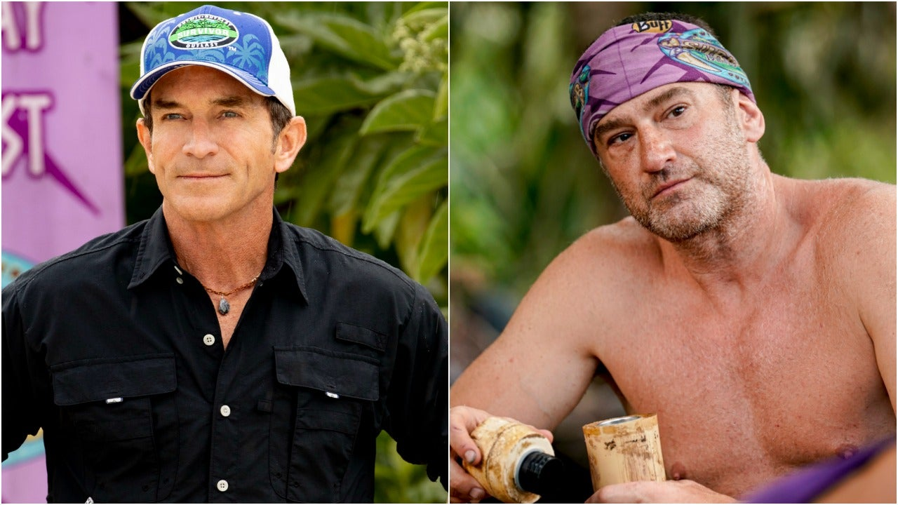 'Survivor' Host Jeff Probst Talks Dan Spilo's Shocking Exit -- the First Player Ever Ejected From the Game