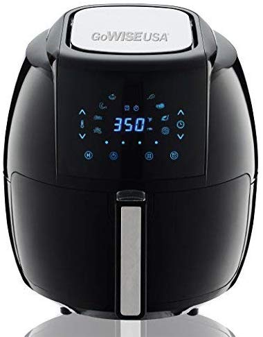 GoWISE USA GW22921-S 5-Quart 8-in-1 Electric Air Fryer
