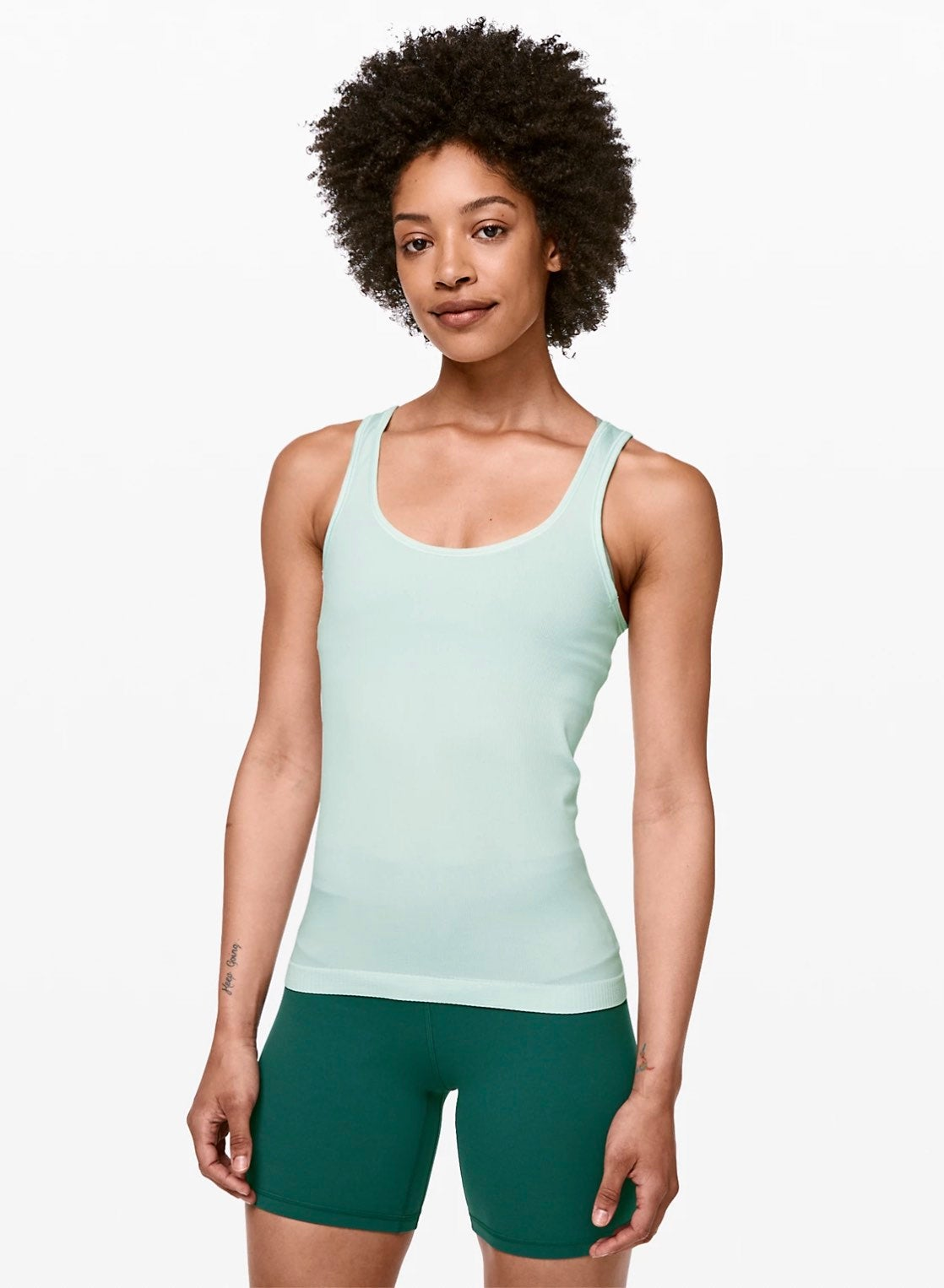 Lululemon Seek Simplicity Tank 2 Ways