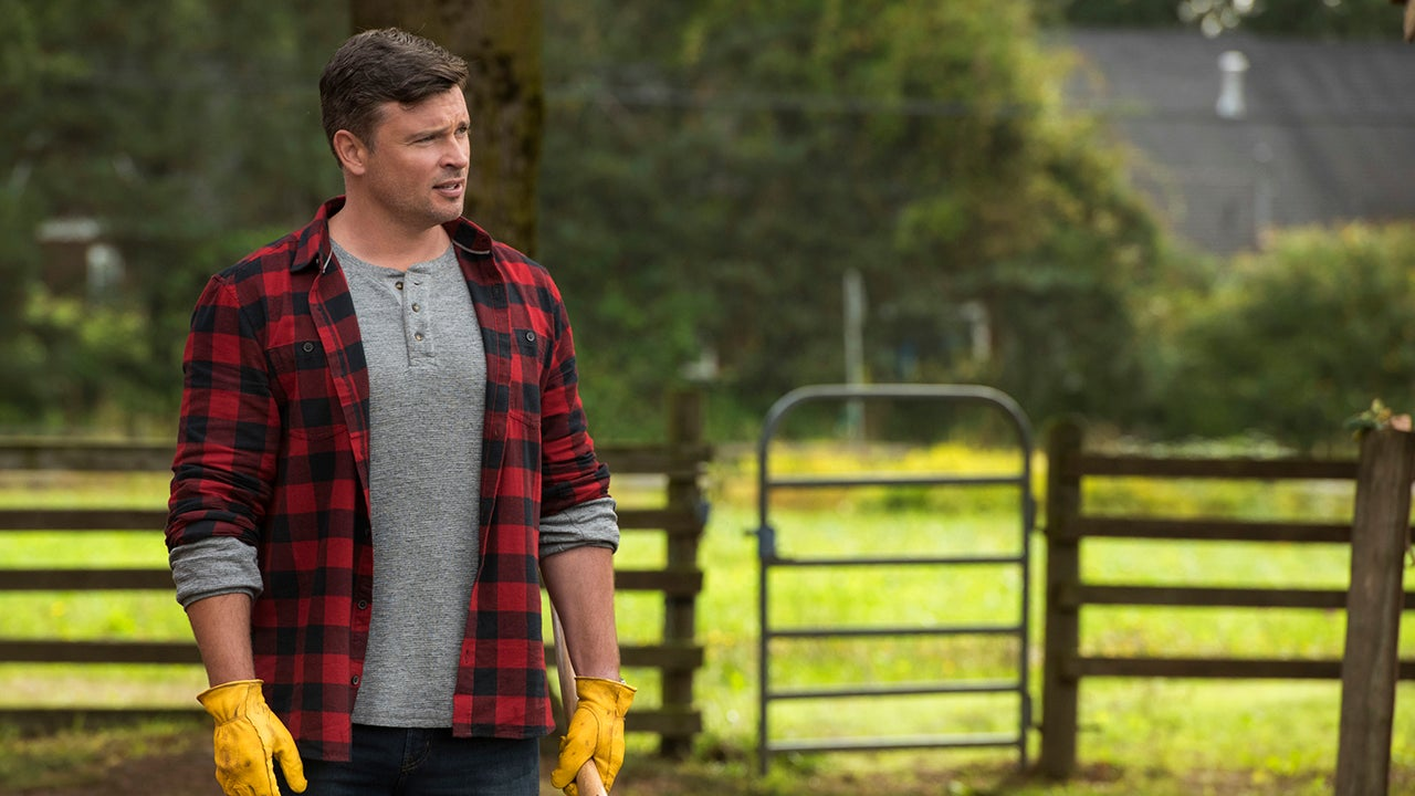 'Crisis on Infinite Earths': Why Tom Welling Couldn't Say 'No' to 'Smallville' Reunion
