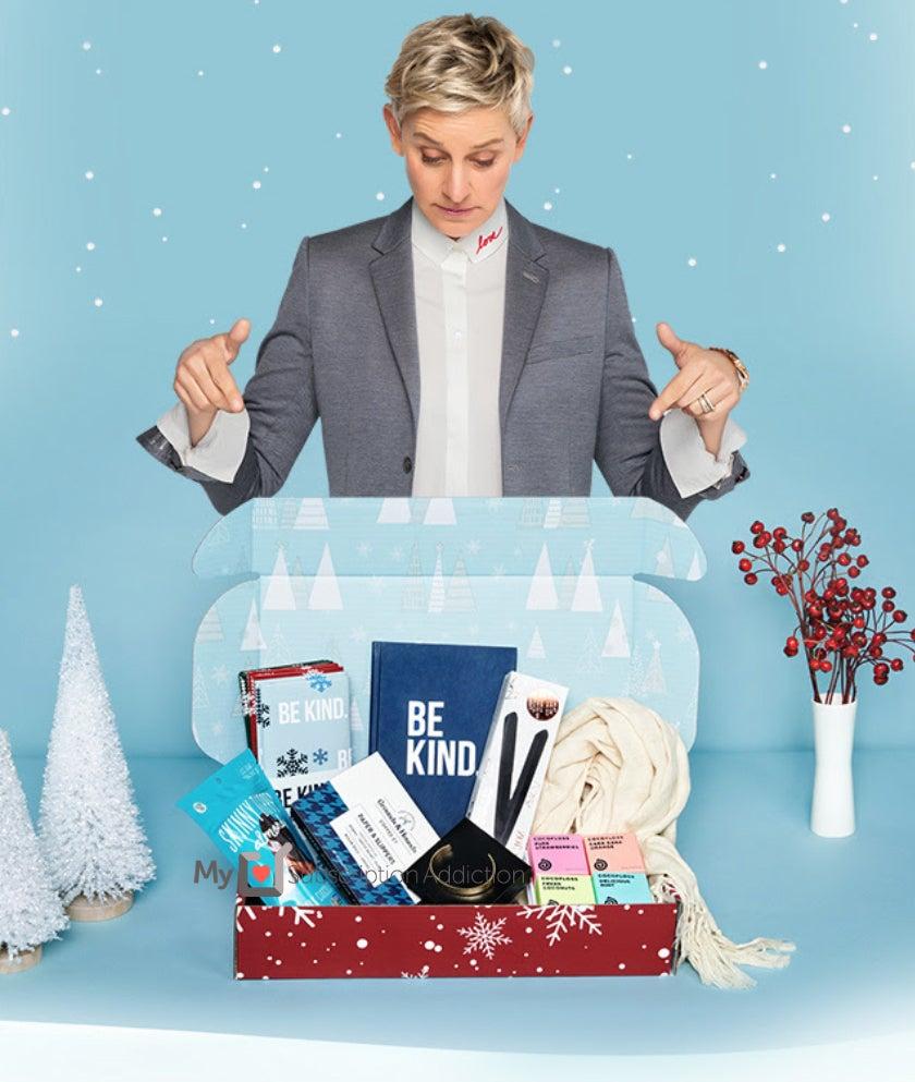 Ellen Be Kind Box