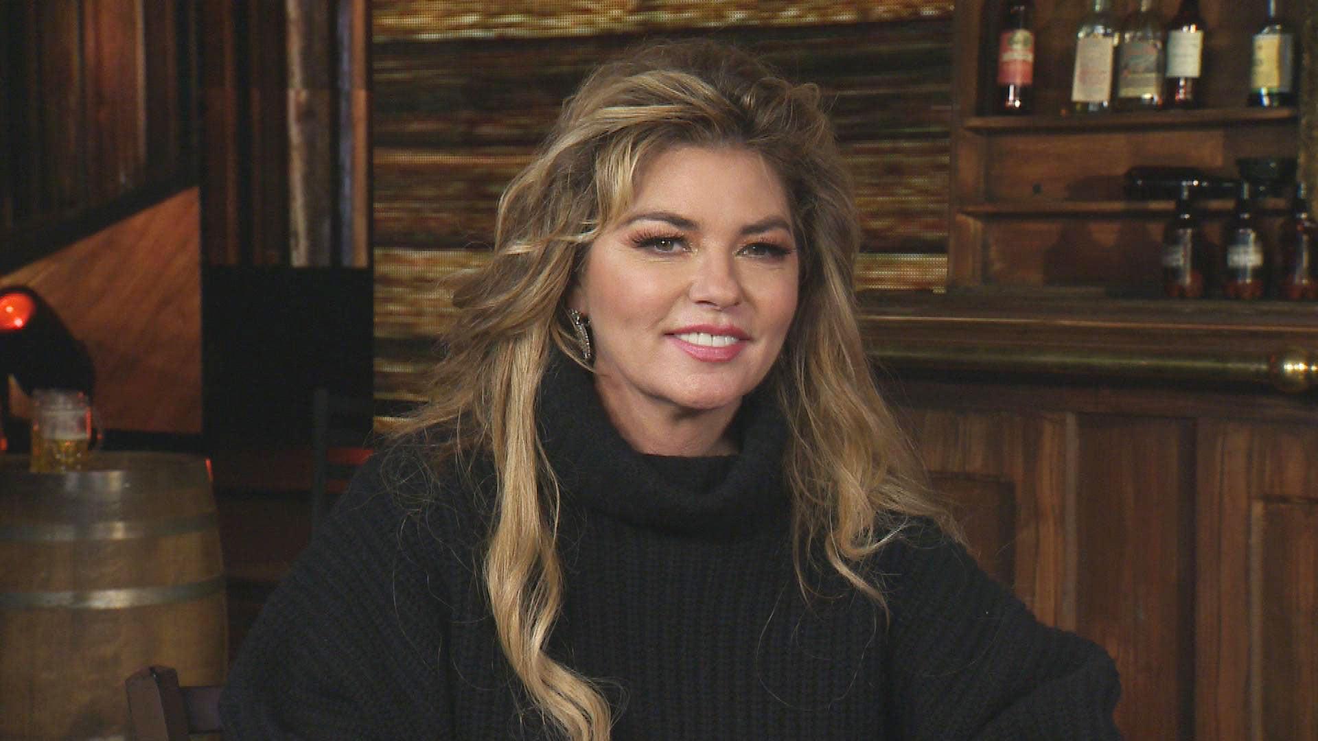 Shania Twain Talks Fanboy Diplo, Brad Pitt & Cooking for David Copperfield in Las Vegas (Exclusive)