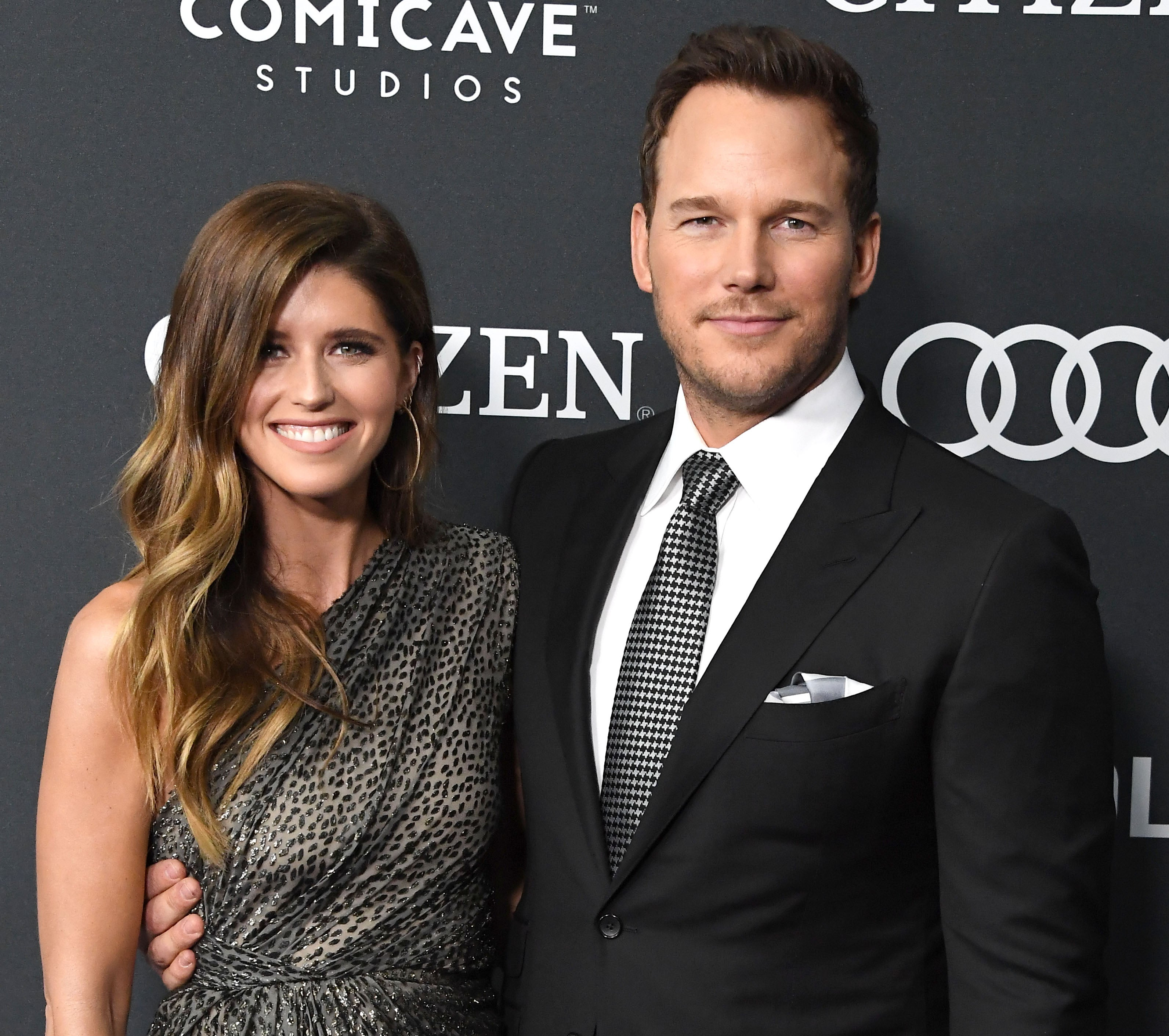 Chris Pratt Sends Sweet Birthday Wishes to Wife Katherine Schwarzenegger