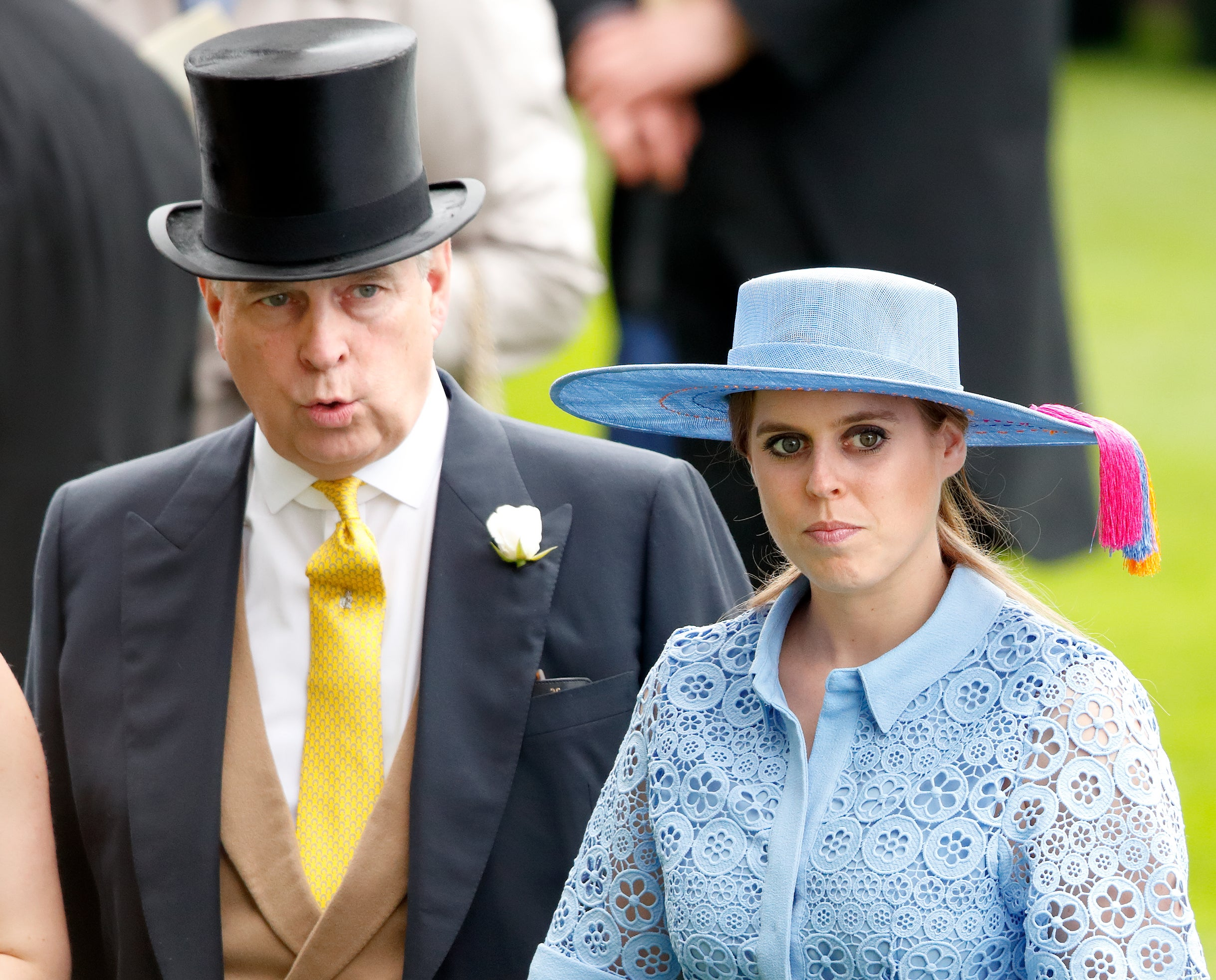 Prince Andrew Still Planning To Walk Daughter Princess Beatrice