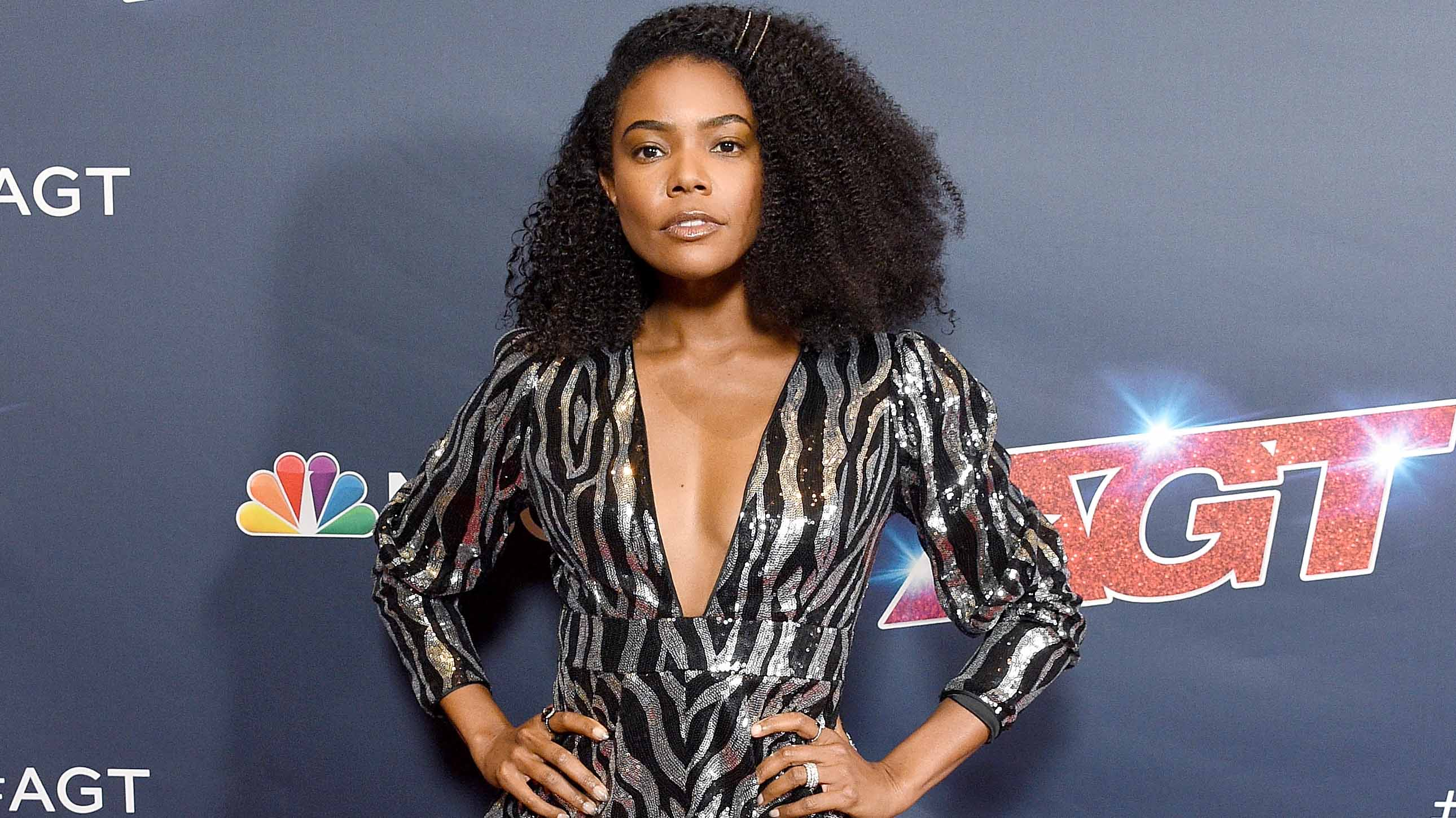 Gabrielle Union Shares Photos of Her 'America's Got Talent' Hairstyles: 'Unapologetically Me'