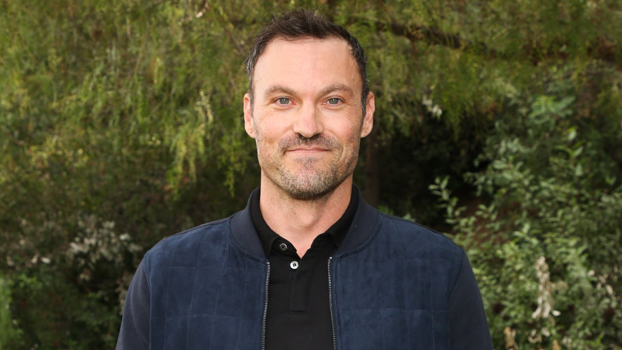 Brian Austin Green Celebrates 'Star Wars' Viewing With Rare Pic of Son Kassius
