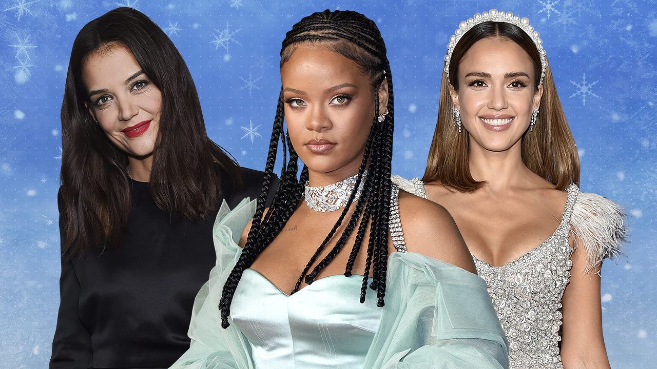 Holiday Party Outfit Ideas Inspired by Celebs -- Rihanna, Taylor Swift, Katie Holmes and More