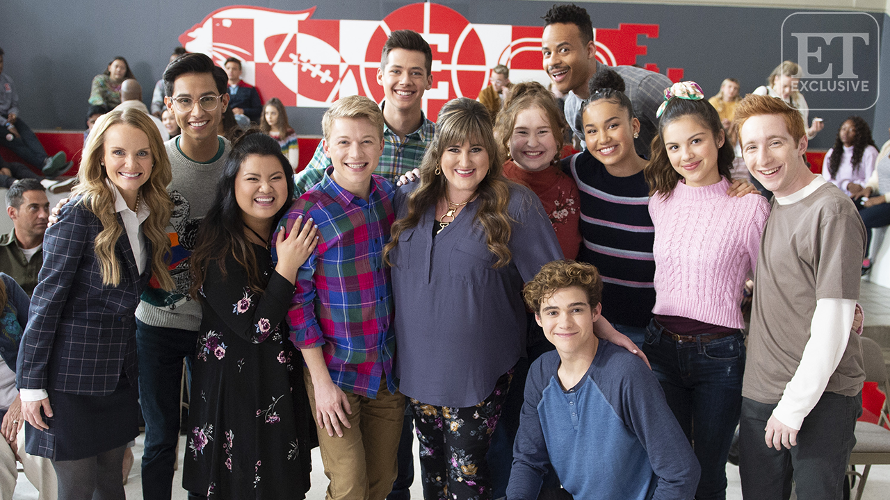 'High School Musical' Alum Drops by for a Special Cameo in Disney Plus Series: First Look (Exclusive)