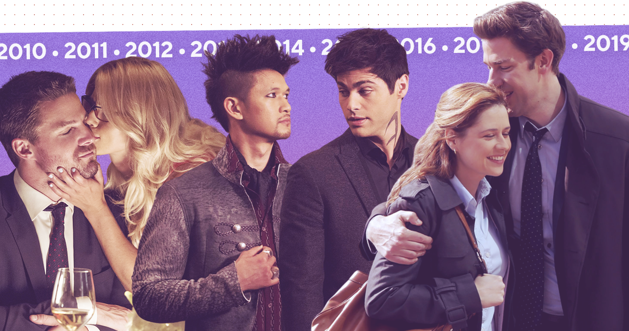 The Top 20 TV Couples of the Decade
