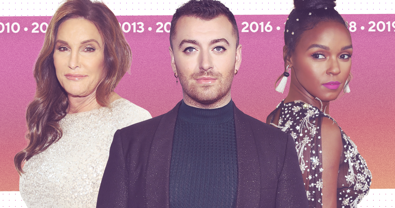 A Decade of Coming Out: How LGBTQ Celebs Changed the Game in the 2010s