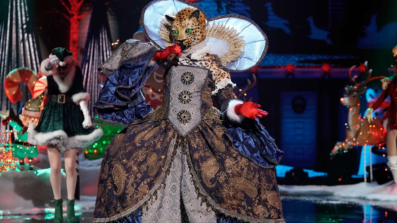 'The Masked Singer': Festive Semifinals End In Surprising Double Elimination -- See Who Got Revealed!
