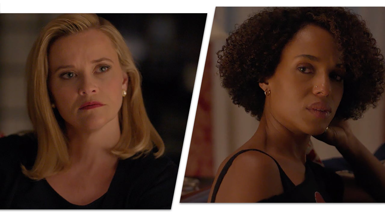 'Little Fires Everywhere' Debuts Fiery Teaser of Stars Reese Witherspoon and Kerry Washington