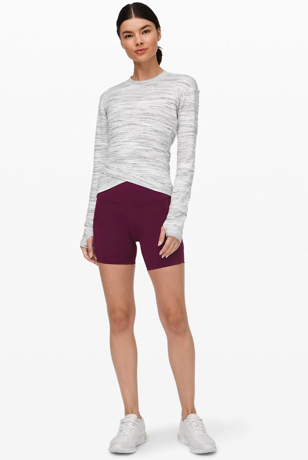 "Lululemon Fast and Free Short 6"" Non-Reflective"