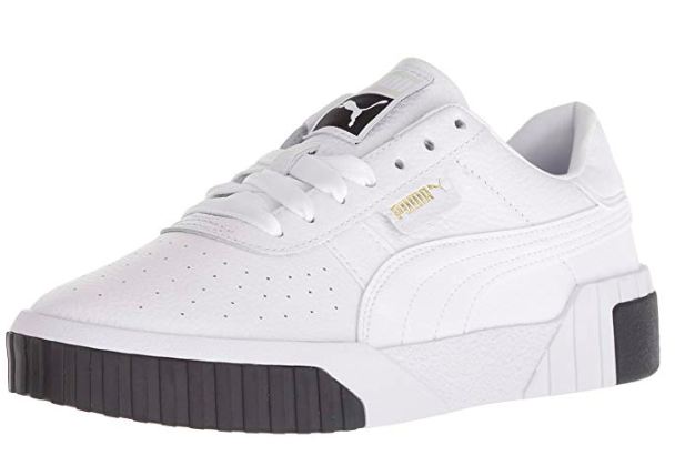 PUMA Women's Cali Suede Sneakers