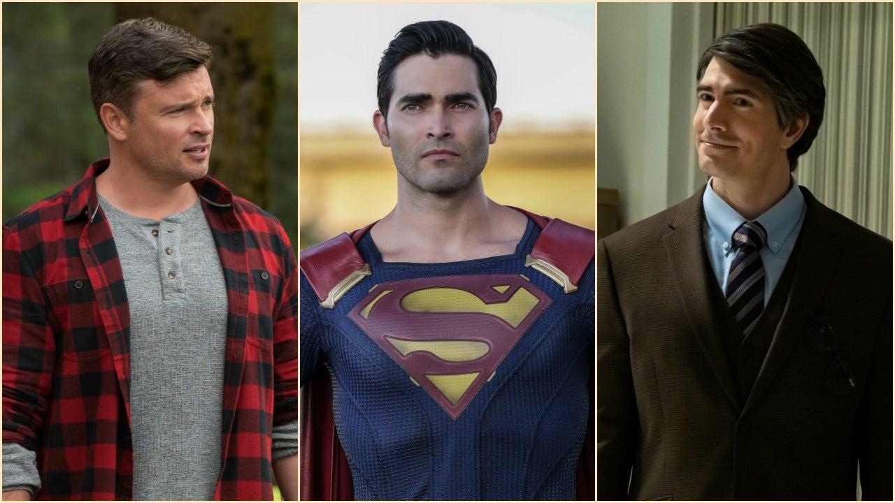 'Crisis on Infinite Earths' New Trailer: Tom Welling's Clark Kent Meets Tyler Hoechline's Superman