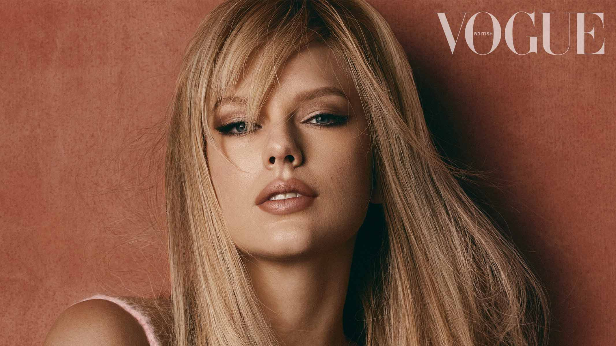 Taylor Swift Stuns on British Vogue Cover and Opens Up About the Importance of 'Ownership Over What You Do'