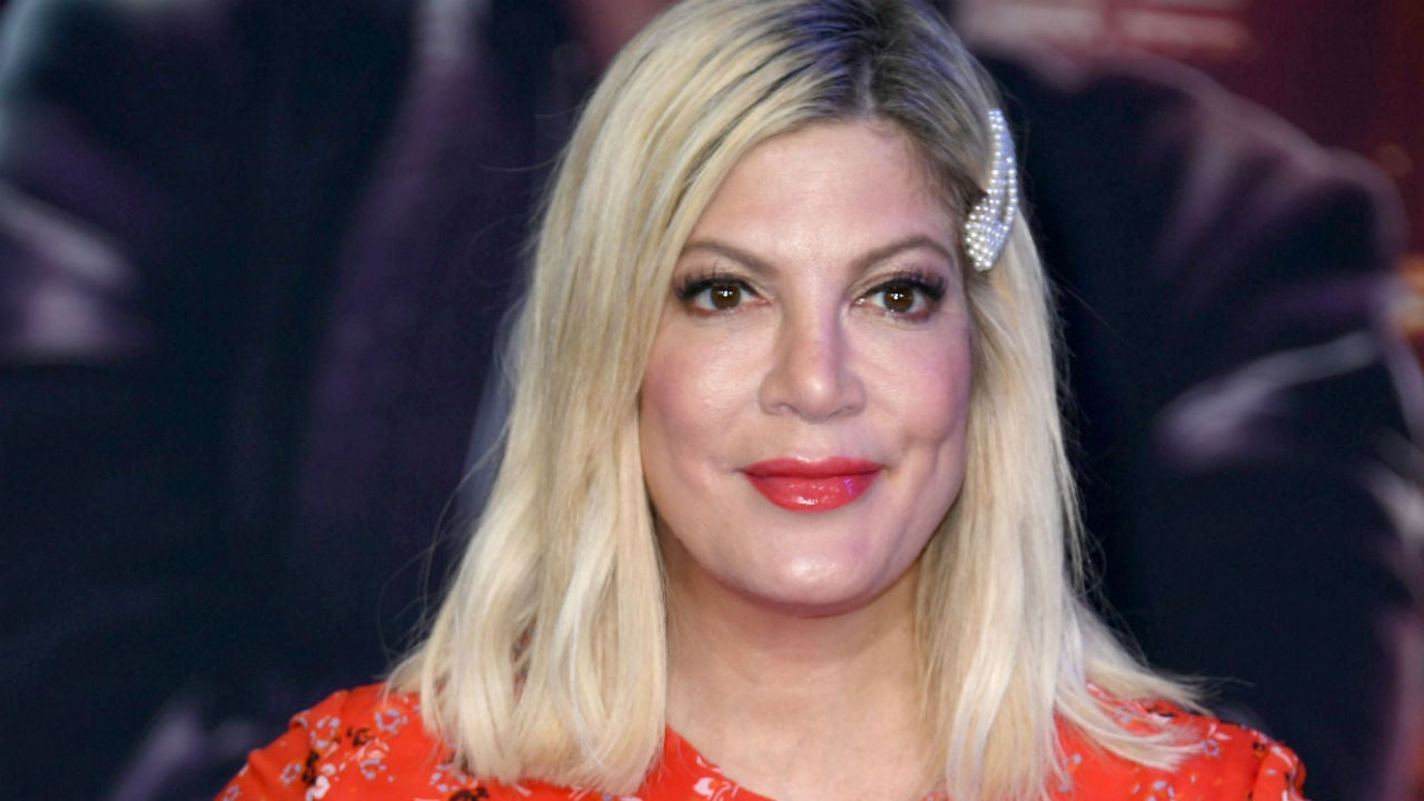 Tori Spelling Opens Up About Feeling 'Really Insecure' During Her Teenage Years on 'Beverly Hills, 90210'
