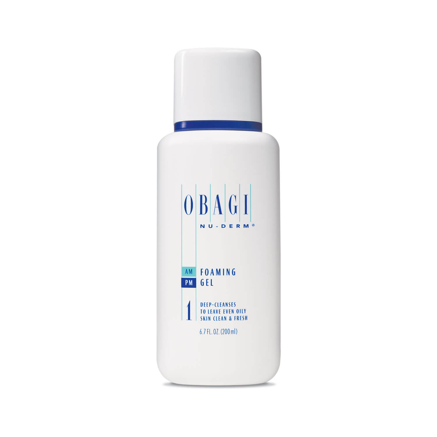 Obagi Nu-Derm Foaming Gel Face Wash