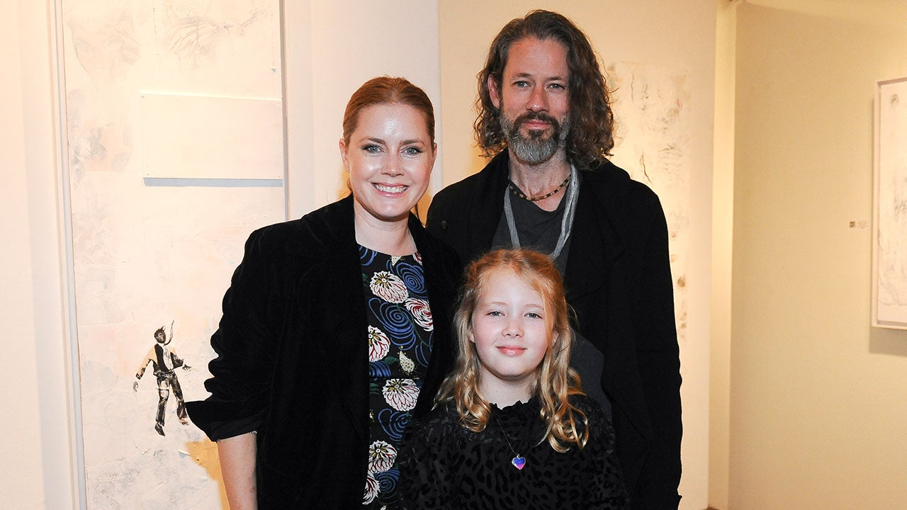 Amy Adams, Daughter Aviana, Husband Darren Le Gallo Make Rare Joint Outing: Pics
