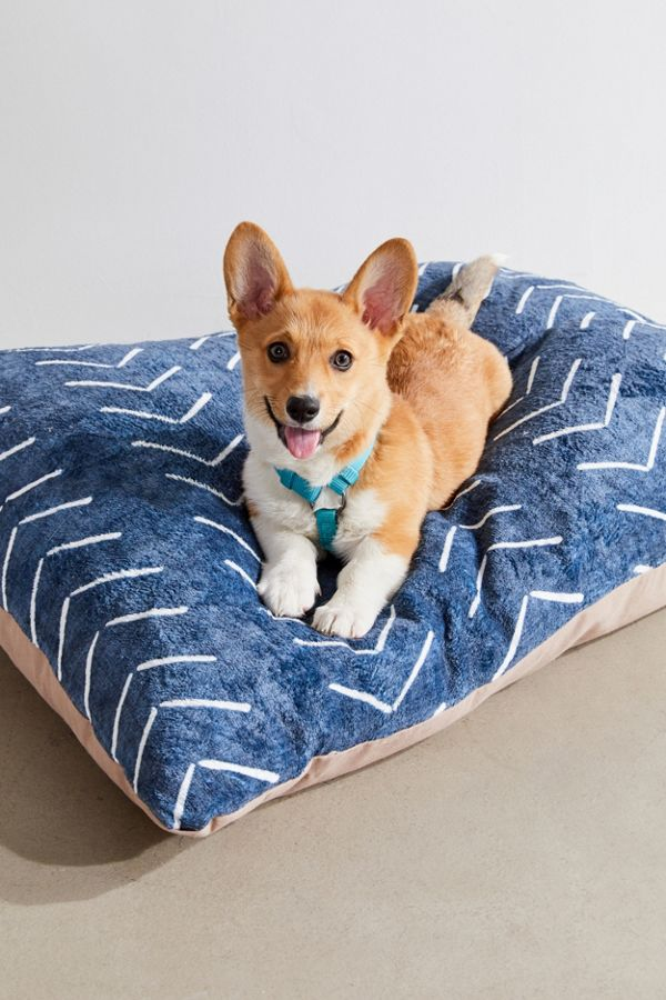 Becky Bailey for Deny Big Arrows Pet Bed