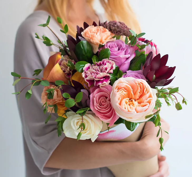 Enjoy Flowers signature bouquet subscription