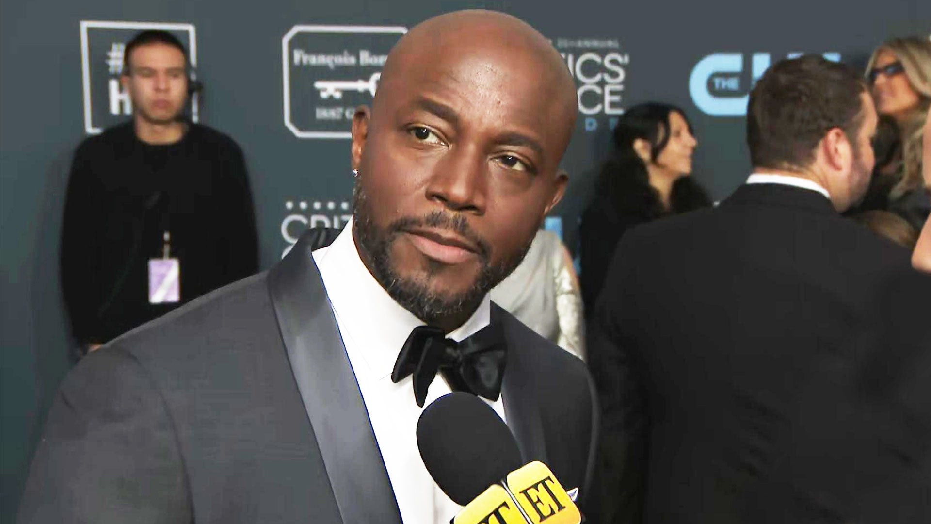 Critics' Choice Awards 2020: Taye Diggs on His 'Easy Breezy' Hosting Duties (Exclusive)