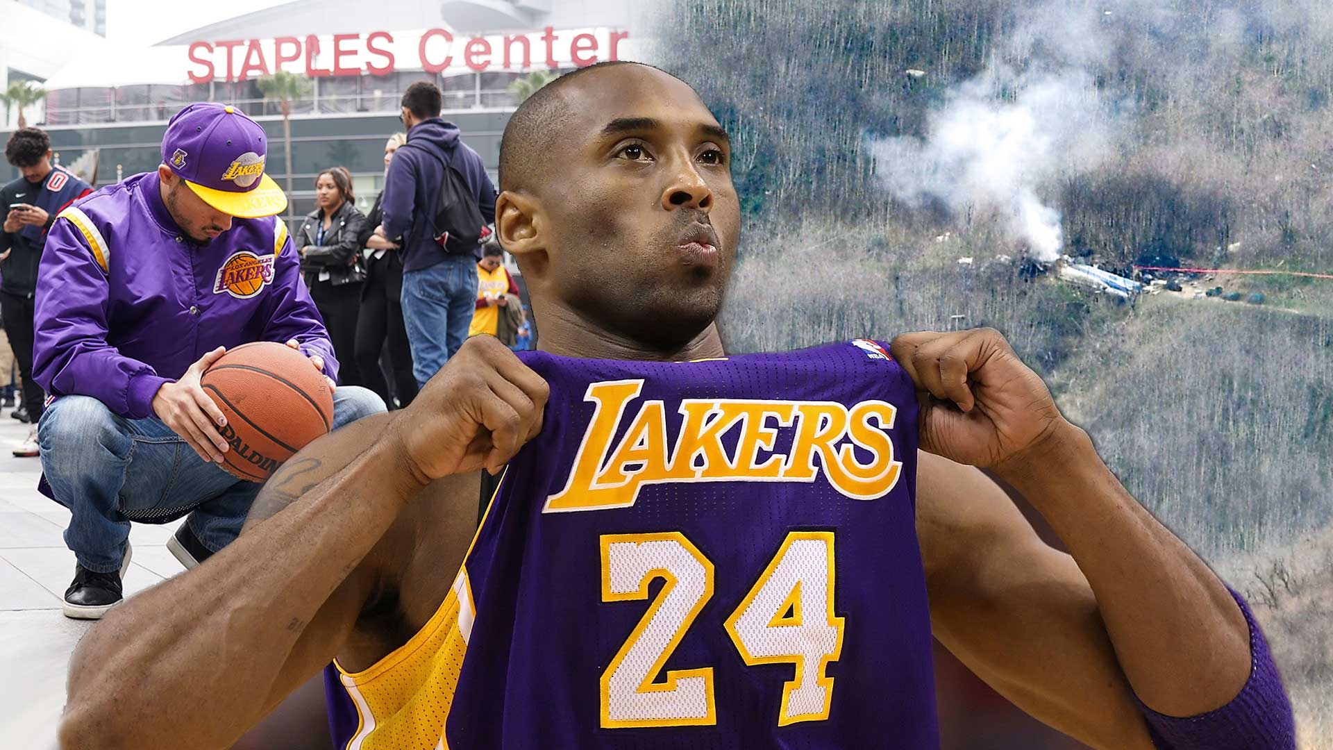 Kobe Bryant's Fans Create Tributes Around the World to Honor the Late NBA Star