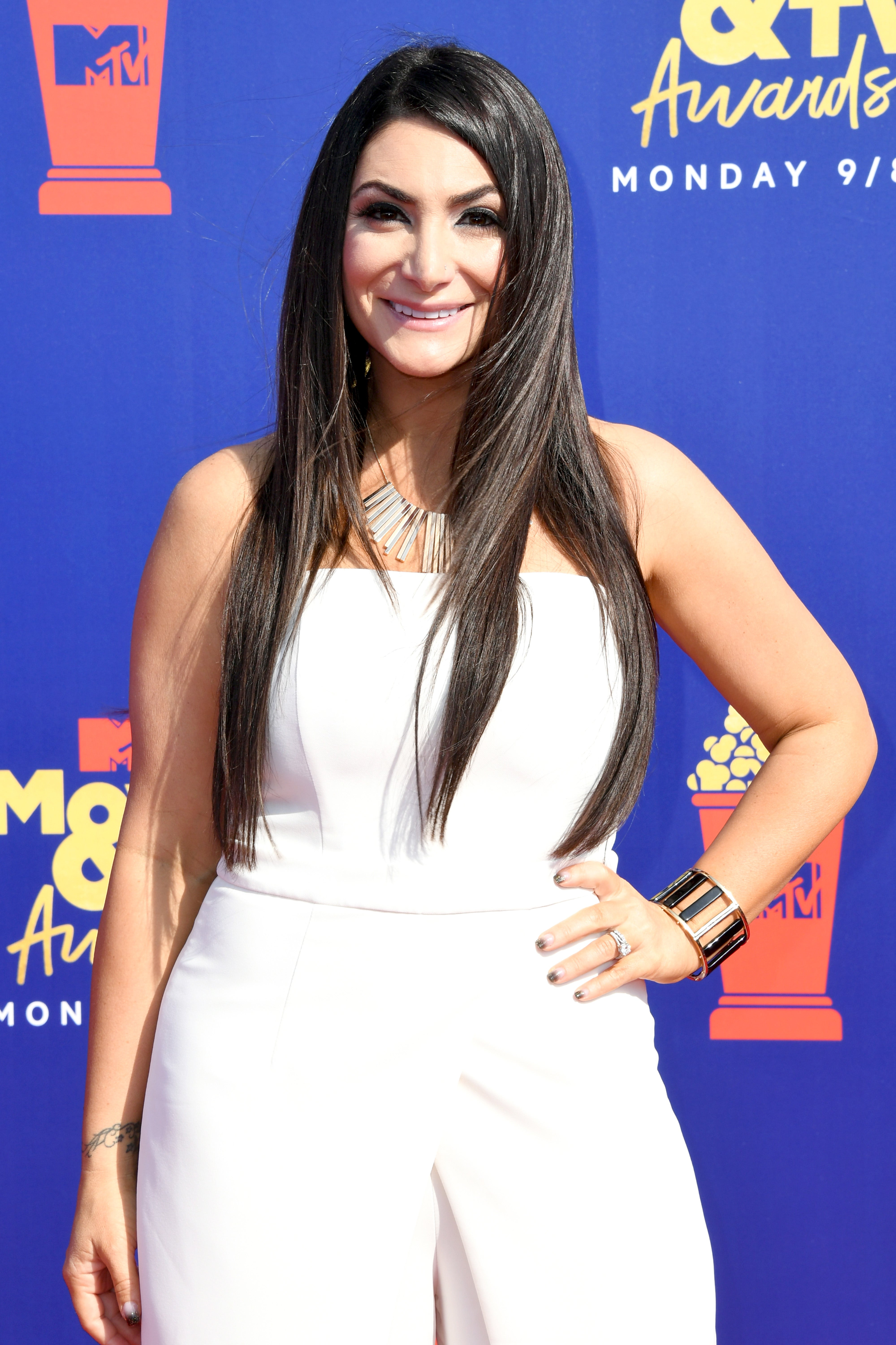 'Jersey Shore' Star Deena Cortese Reveals Son Needs Foot Braces After Being Mom Shamed for the Way He Walks