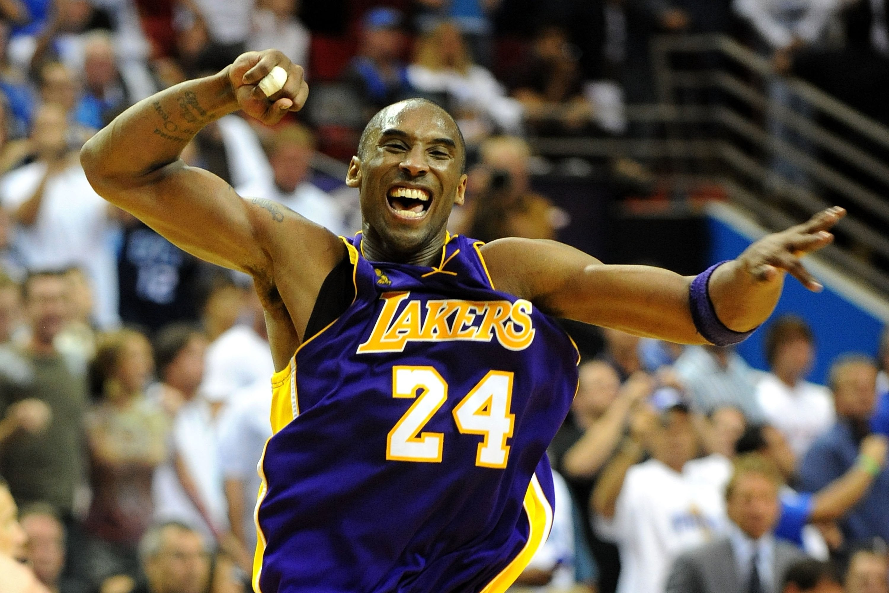 Remembering Kobe Bryant: The Life of the NBA Star in Pictures