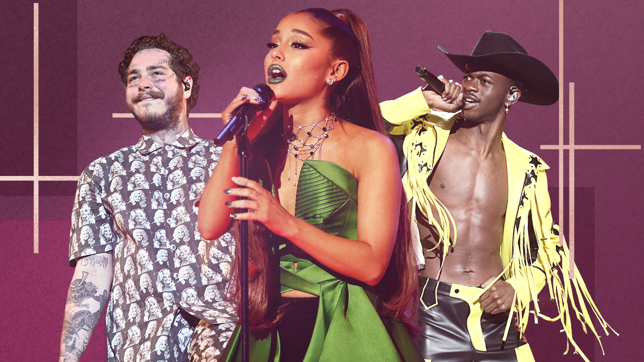 2020 Grammy Nominations See The Full List Entertainment Tonight