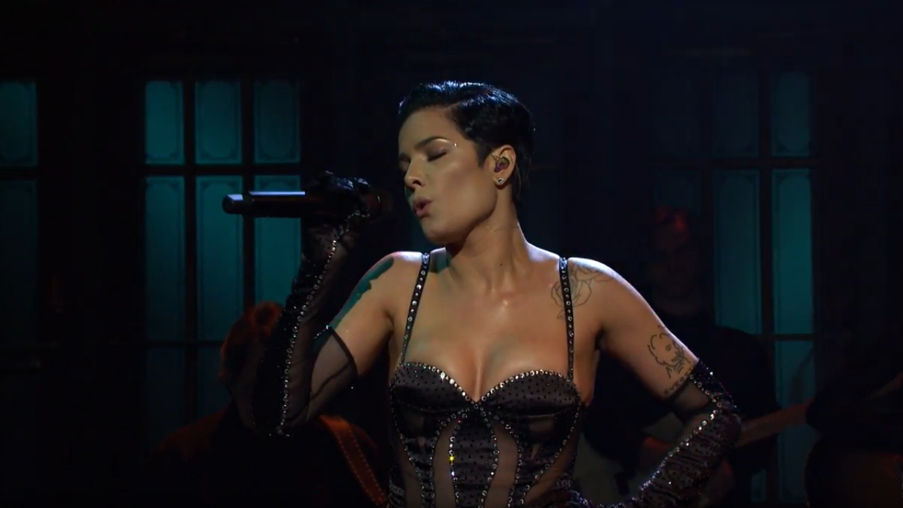 Halsey Slays 'Saturday Night Live' With Memorable Performances and Sketches