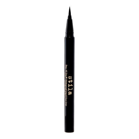 Stay All Day Waterproof Liquid Eyeliner in Intense Black