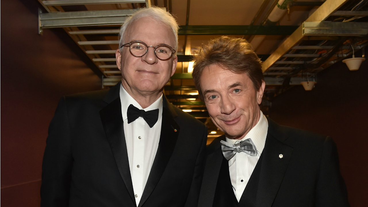 Steve Martin and Martin Short to Star in Hulu Comedy About True-Crime Enthusiasts