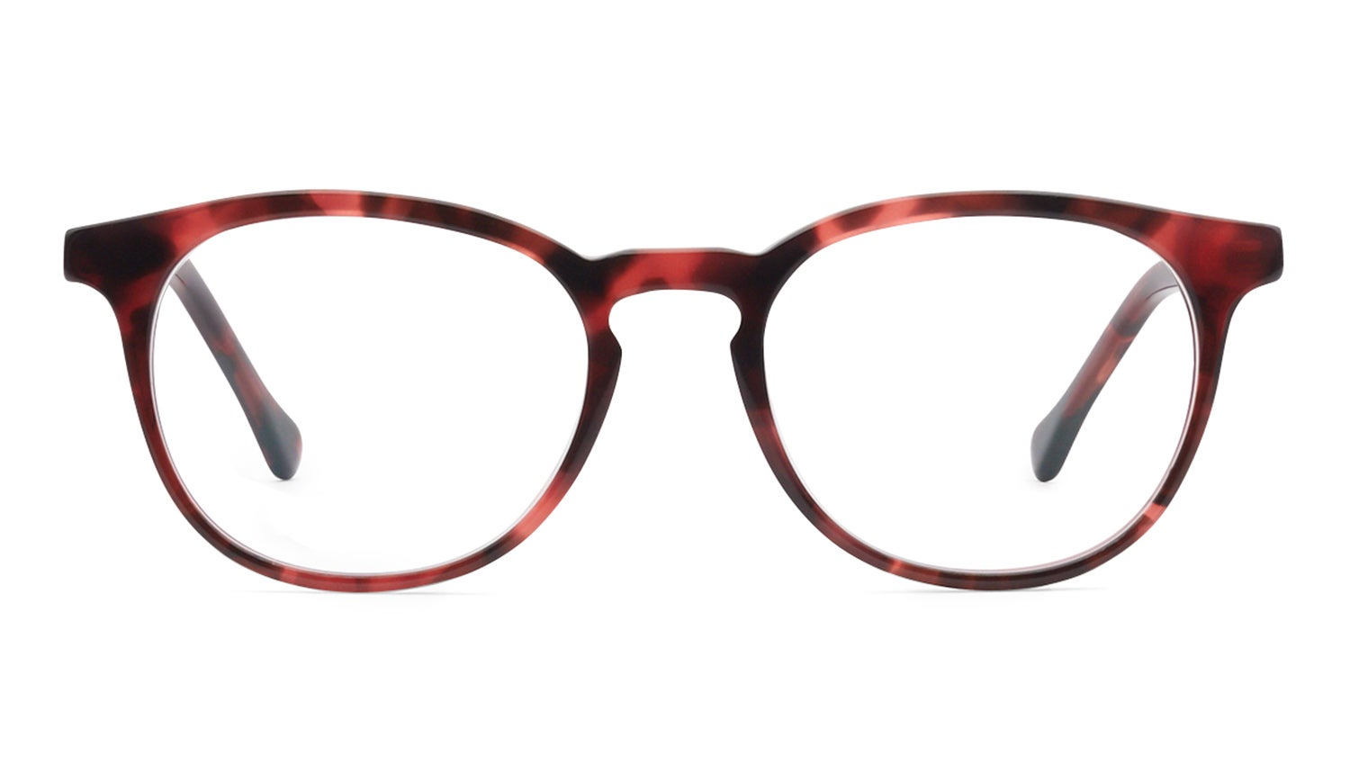 Felix Gray Roebling Glasses in Marbled Malbec