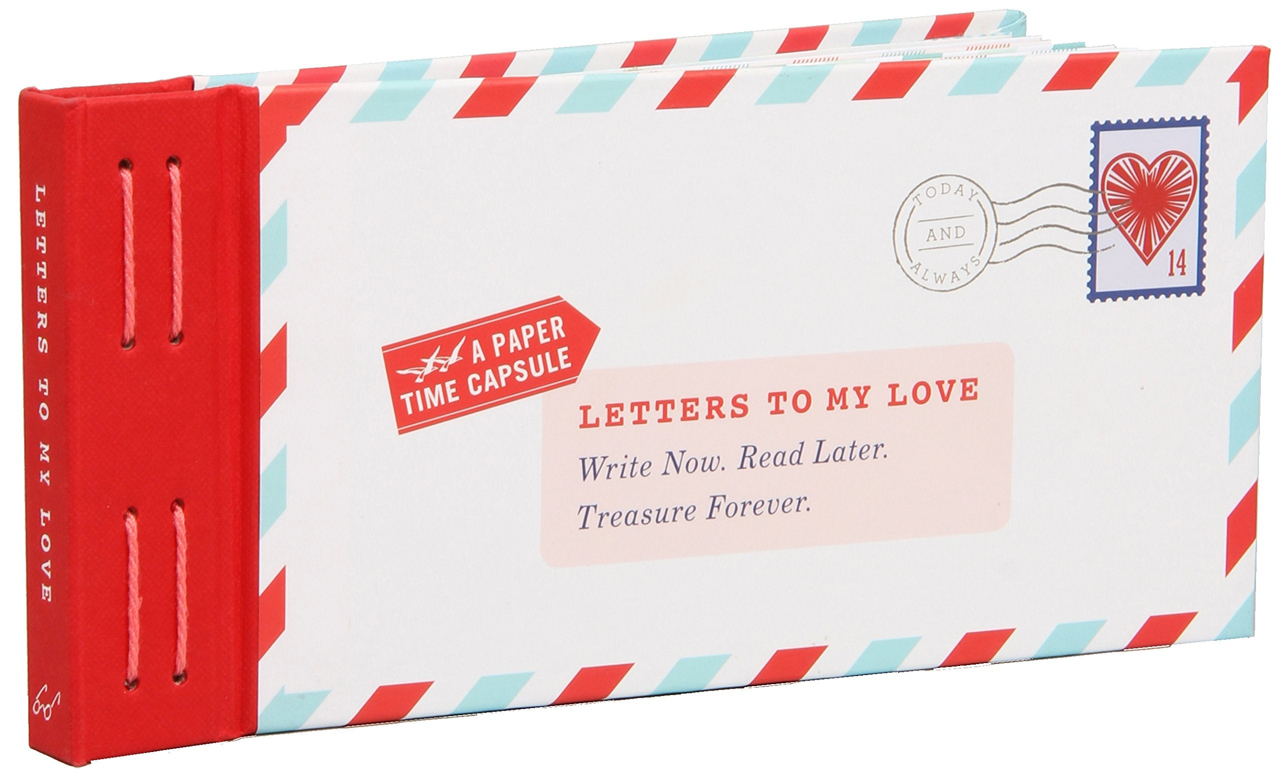 Lea Redmond Letters to My Love Novelty Book