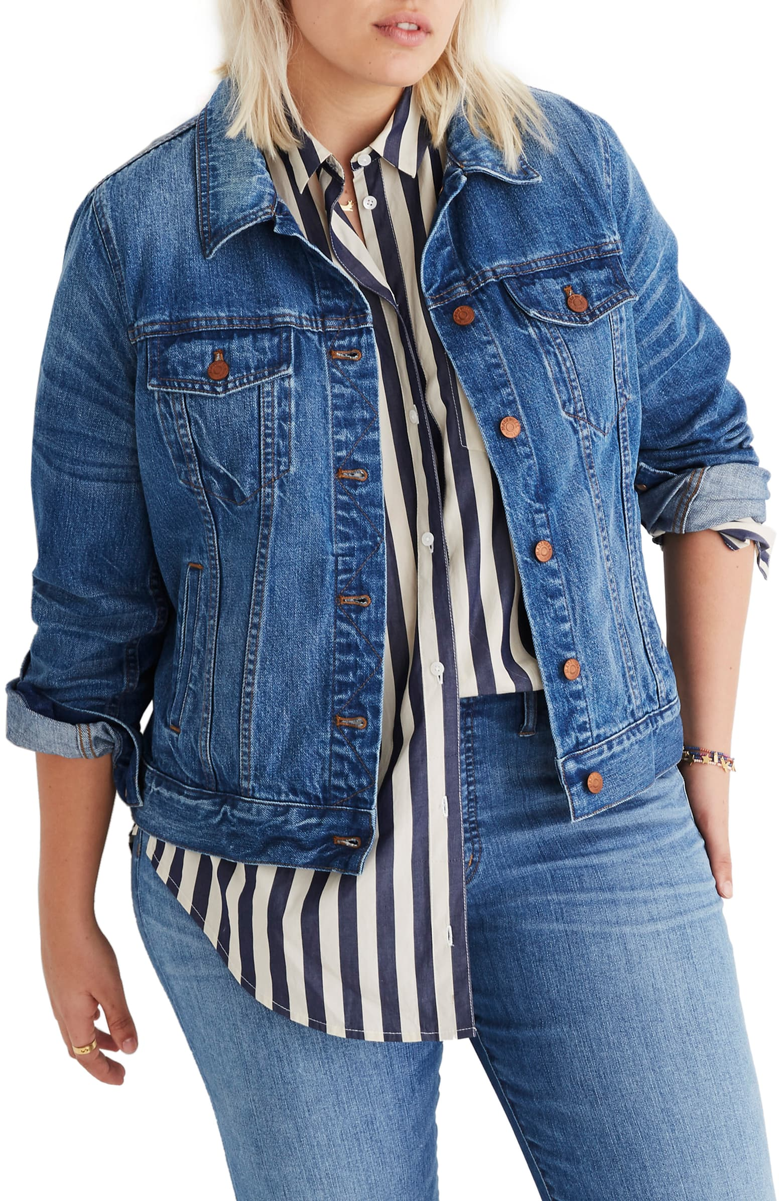 madewell denim jacket