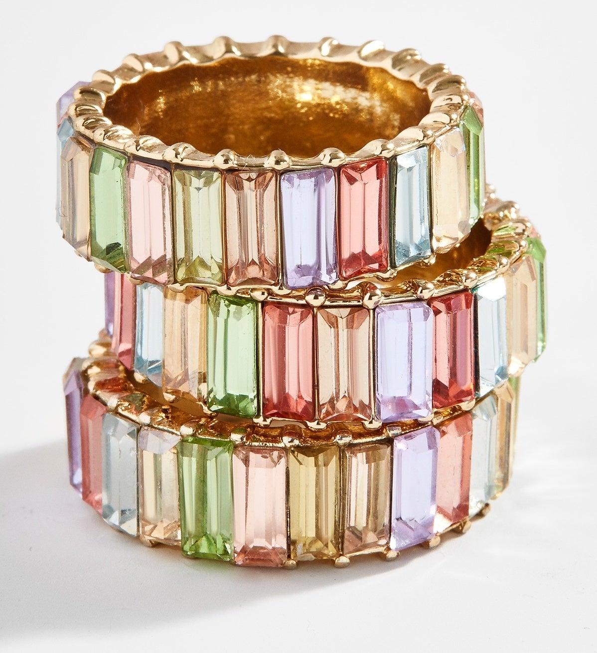 BaubleBar Alidia Pinky Ring