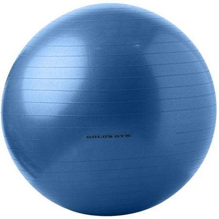 Gold's Gym 65cm Anti-Burst Exercise Body Ball