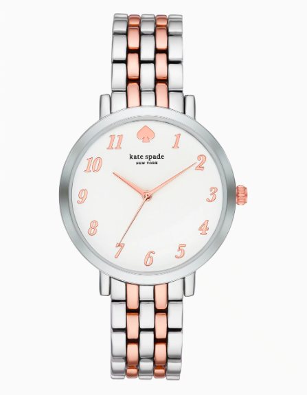 Kate Spade New York Monterey Two Tone Watch