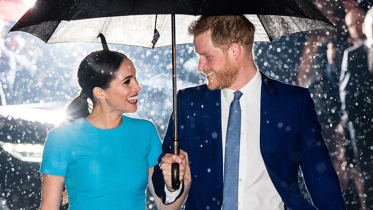 This Photo of Meghan Markle and Prince Harry Is Turning Heads as Their Love  Shines Through | Entertainment Tonight