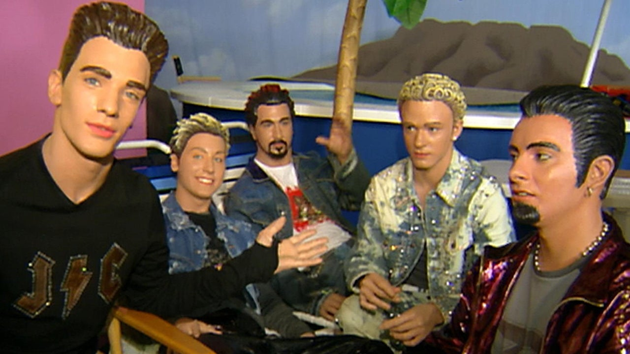 *NSYNC's 'No Strings Attached' Turns 20: Inside the Making of 'It's Gonna Be Me' (Flashback)