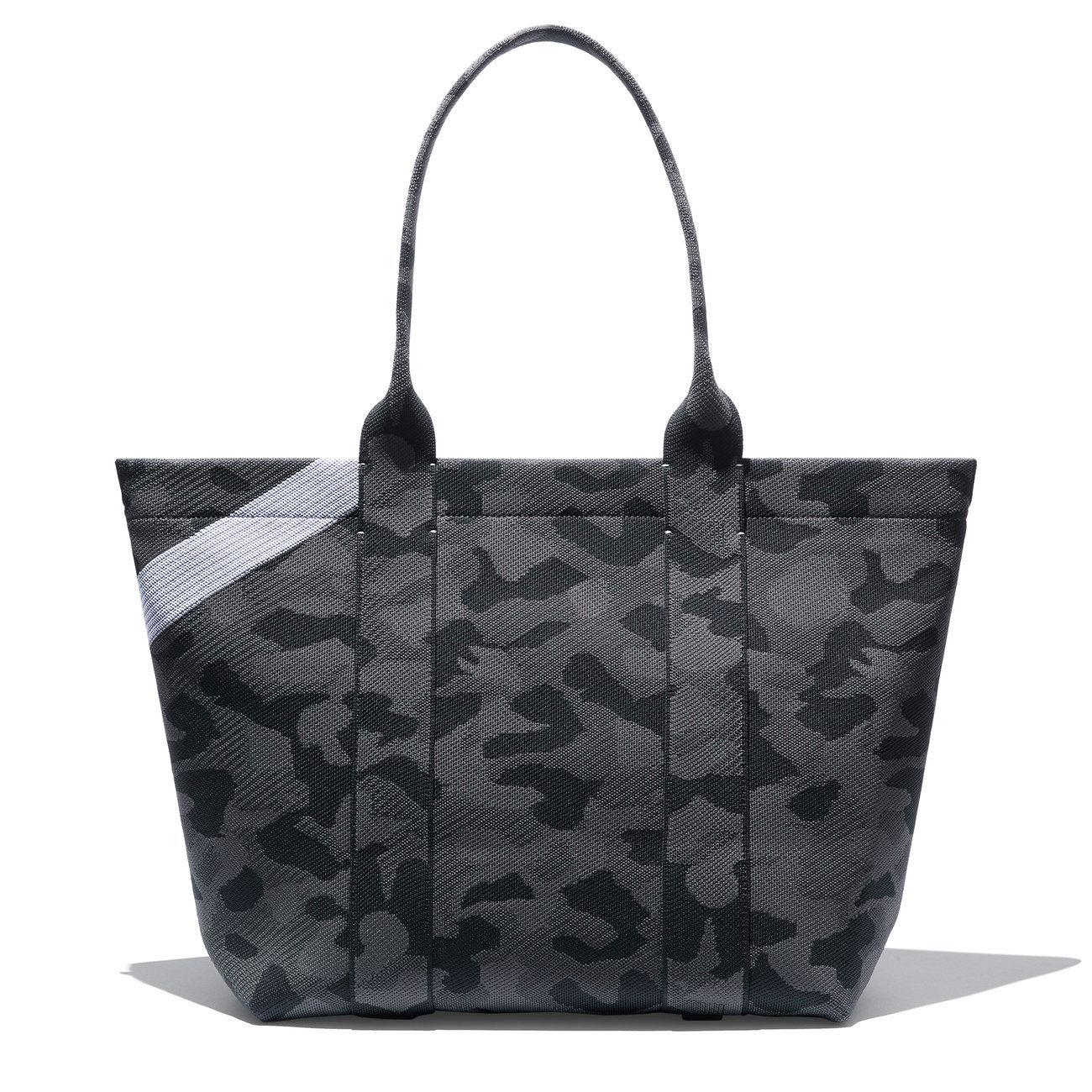Rothy's Essential Tote in Slate Camo