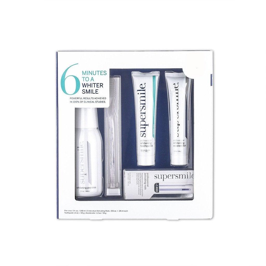 SuperSmile 6 Minute Teeth Whitening Kit