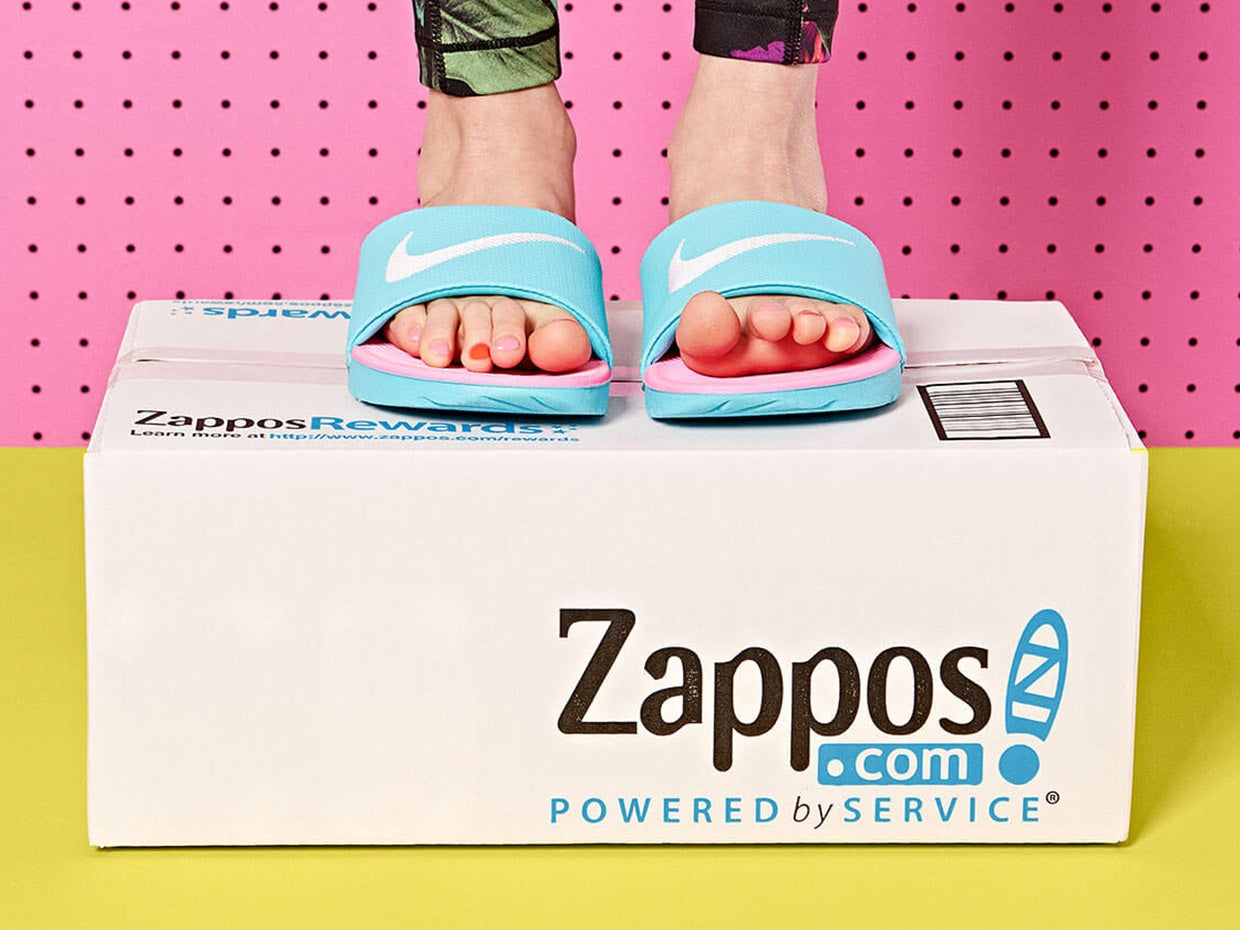 Earn Points with Annual Zappos VIP Sale