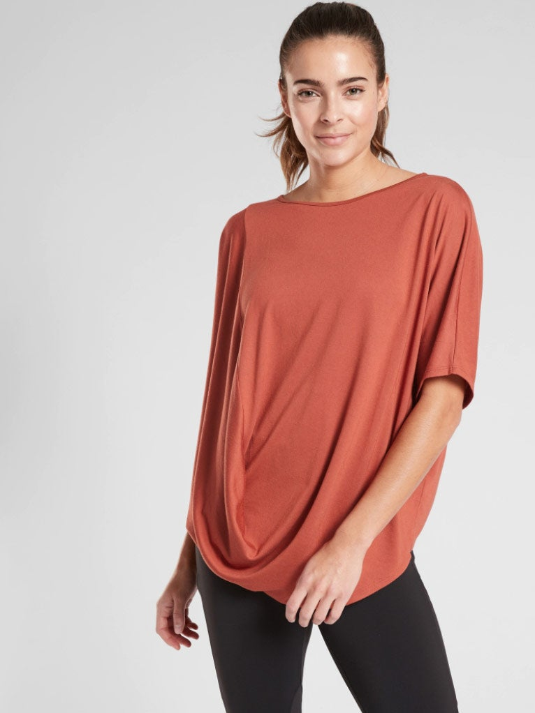Athleta Dolman Tee