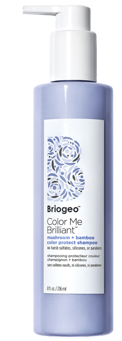 Briogeo Color Me Brilliant Mushroom + Bamboo Color Protect Shampoo