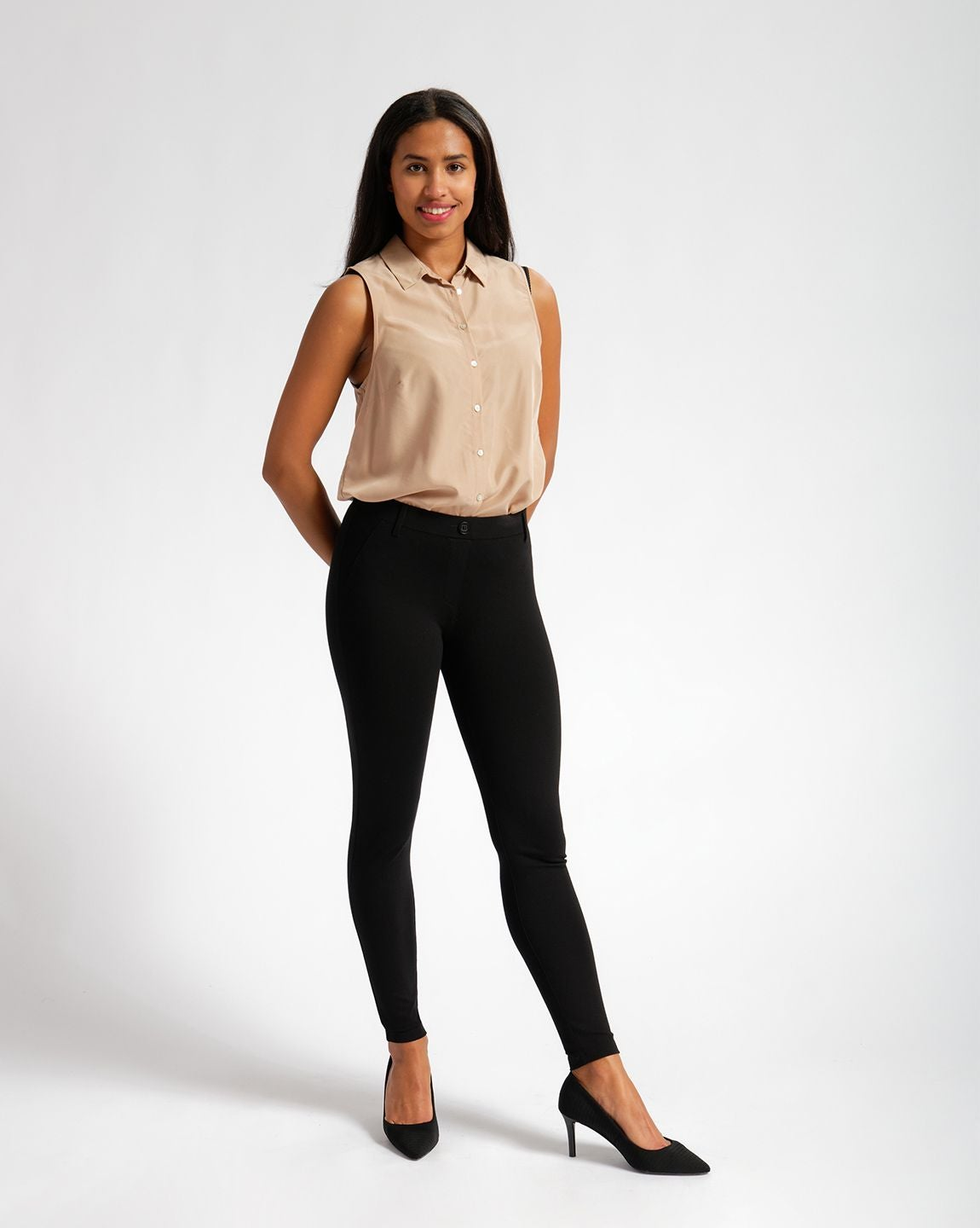 Betabrand Dress Pant Yoga Pants