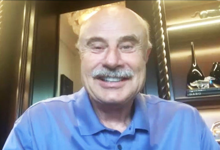 Dr. Phil Shares Relationship-Saving Advice For Couples In Quarantine (Exclusive)