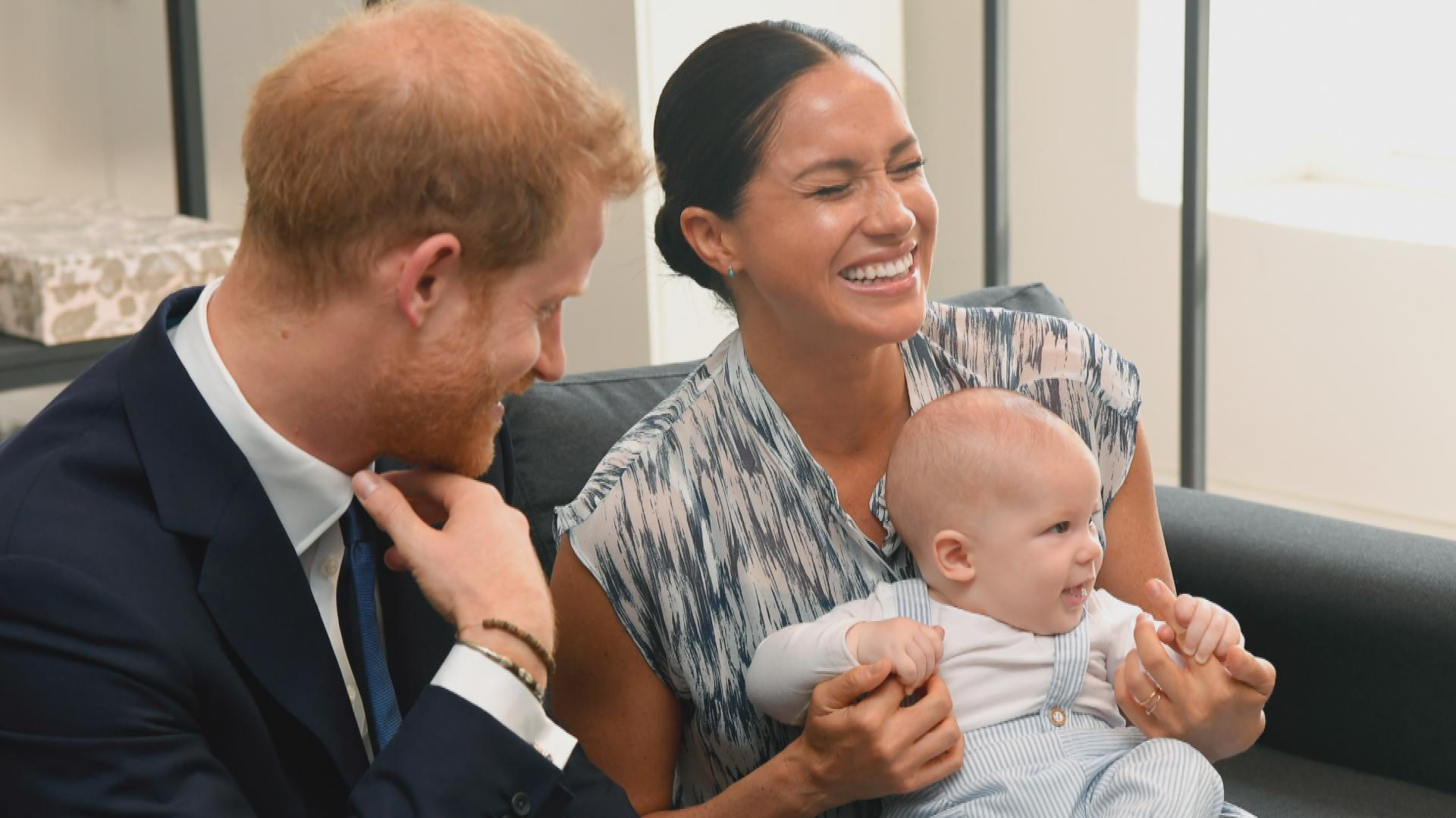 Inside Meghan Markle and Harry's Son Archie's Life at 11-Months-Old