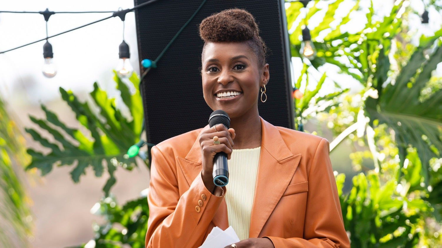 Issa Rae Says 'Insecure' Season 5 Is in the Works | Entertainment Tonight